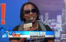 Frisco Kid the dancehall veteran interview on (G VIEW TV)