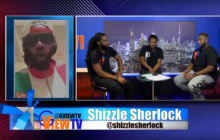 Shizzle Sherlock DEM THINK A CHATTINGZ (Official Video) Premiere on G VIEW TV
