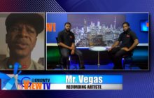 Mr Vegas Talks about his transition to Christianity but he will still perform Dancehall music