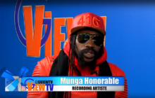 Munga Honorable talks about his career Capleton, Mad Cobra and Ninja Man