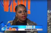 Toronto Soca Artiste Sure-D an Amazing Guest on G View TV