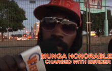Munga Honorable charged with murder
