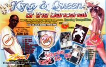 Dancehall King & Queen 2k5