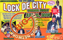 Lock De City Caribana Sunday