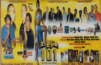 Reggae 101 – The Dolly House Edition 2006