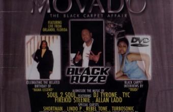 Movado The Black Carpet Affair 2006