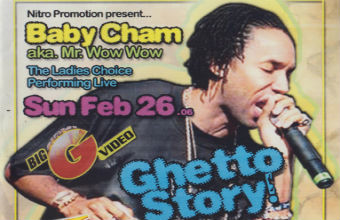Baby Cham Ghetto Story Live 2006