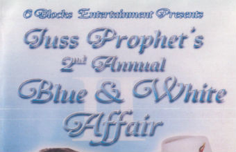 Prophet's Blue & White Affair