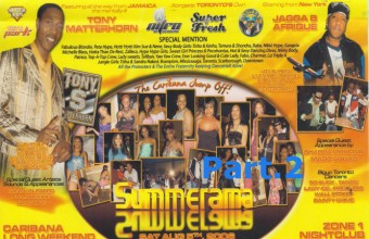Summerama The Caribana Jump Off Part.2