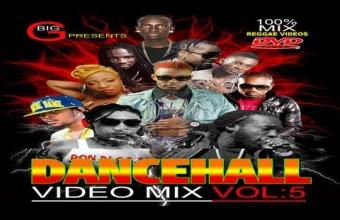 Big G Presents Dancehall Video Mix Volume.5