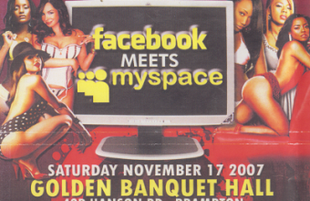 FaceBook Meets Myspace Brampton 2007