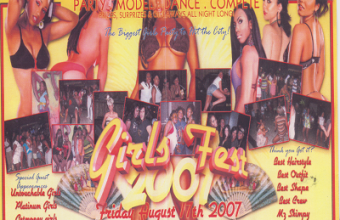 Girls Fest The Hypest and Sexiest Event for 2007