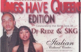 King Have Queen Dj Redz Birthday 2007