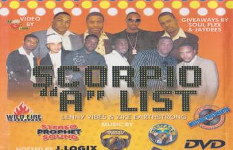 Scorpio A list Zike Earthstrong 2007