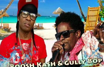 Gully Bop, Boosh Kash 'Rave' Summer Song 2015