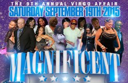 MAGNIFICENT 9.0 The 9th Annual Virgo Affair Preview