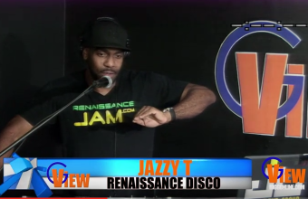 Jazzy T of Renaissance Disco Interview On G-VIEW TV