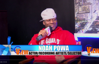 G-VIEW TV Exclusive Interview with Noah Di Powa