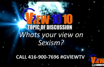 G View TV 1010 Topic of Discussion Whats you View on Sexism
