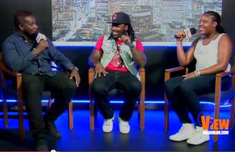 G-View TV Special Guest Jah Cube Episode 008 Part.2