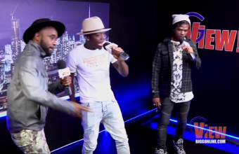 Don Dem Performance on G-VIEW TV