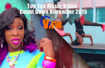 G-VIEW TV Top Ten Music Video Count Down Nov