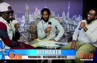 Hitmaker HitGanG Interview on G VIEW TV