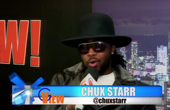 Chux Starr Interview on G VIEW TV and World Premiere new Music Video