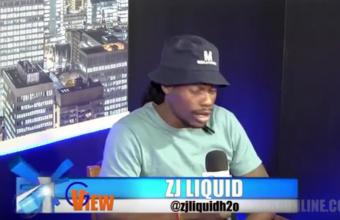 Disc Jockey / Producer ZJ Liquid H2O Interview on G VIEW TV