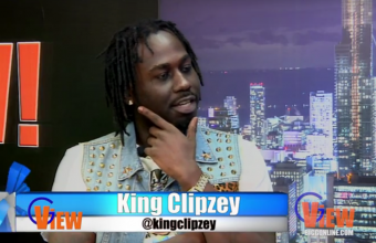 King Clipzey Interview on G View TV