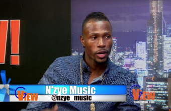 N'ZYE Music Interview on G View TV