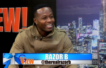 Razor B Mr Hot up Interview on G VIEW TV
