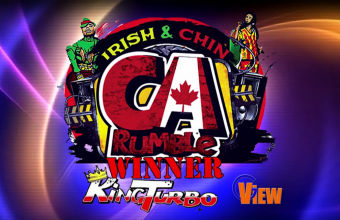 Canada Rumble Winner King Turbo interview with Spex
