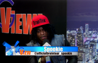 Braintear Spookie Hurt It Up Interview on G VIEW TV