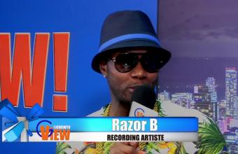 Razor B talks about konshens, spice, QQ rip off his bruk back