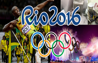 Usain Bolt Jamaican Athletes show poor state of olympic village rooms at Rio Olympics 2016