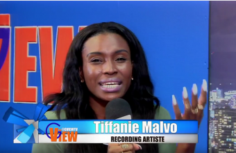 Tiffanie Malvo talk about her career and been sign with Major Lazer
