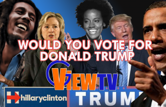 Mobay Hot! Why Black People Shouldn't Vote For Hillary Clinton or Donald Trump!