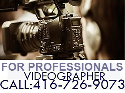 Professional Video Service