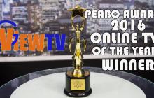 G VIEW TV Peabo Awards Winner 2016 Best Online TV