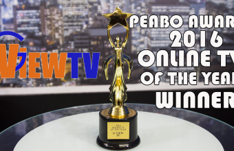 G VIEW TV Peabo Awards Winner 2016 Best Online TV