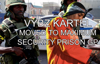 """Vybz Kartel Moved To Maximum Security Prison """"GP"""""""