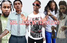 Alkaline running the place, Popcaan is alright. But a Kartel a the man. Mr Lexx interview