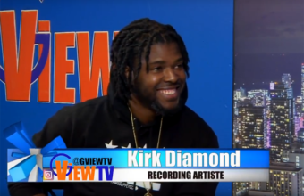 Kirk Diamond strive for Greater from his UK show and his appearance on BBC1X Free style