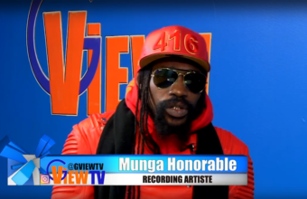 Munga Honorable talks about his career Capleton, Mad Cobra and Ninja Man