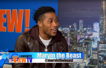 Marvin The Beast talks about his wife his current relationship and Facebook Hero