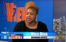 Miss Diva world Premiere new music video Yu a Diva