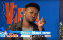 Prince Marni Suzan Husband Mention why he stop posting on INSTAGRAM