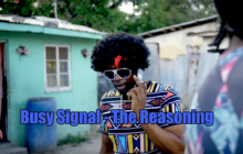 Busy Signal – The Reasoning Official Music Video G View TV Review
