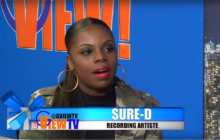 Toronto Soca Artiste Sure-D an Amazing Guest on G View TV